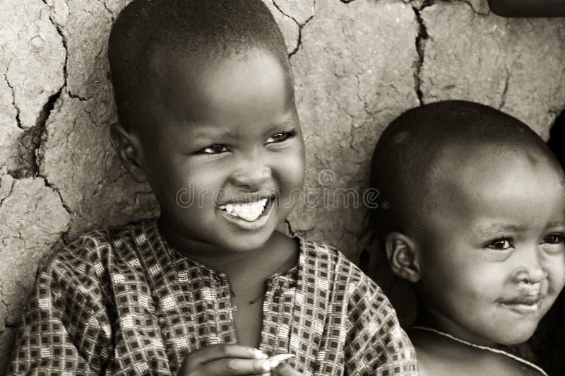 afrykańscy dzieciaki