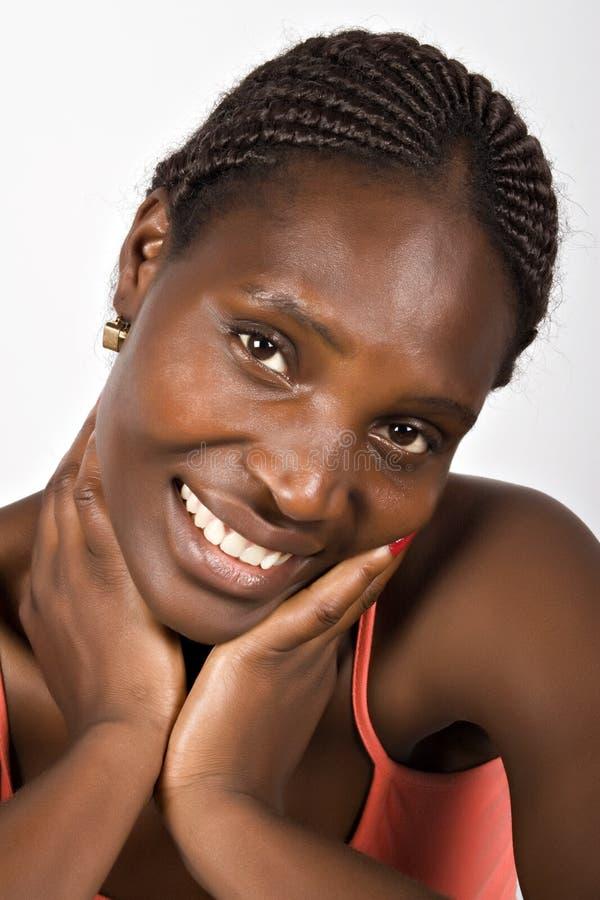 afrykański kobieta obraz stock