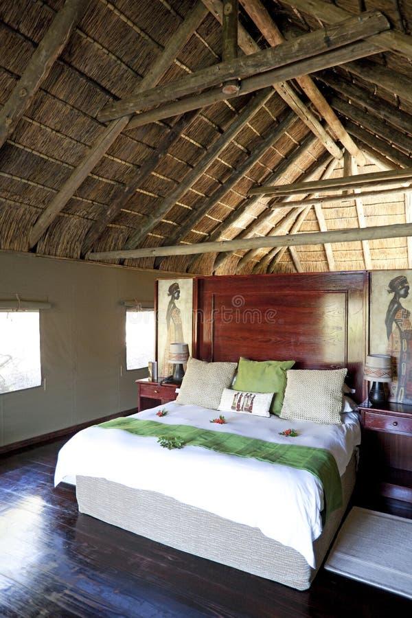 afrykański luksusowy apartament zdjęcia royalty free