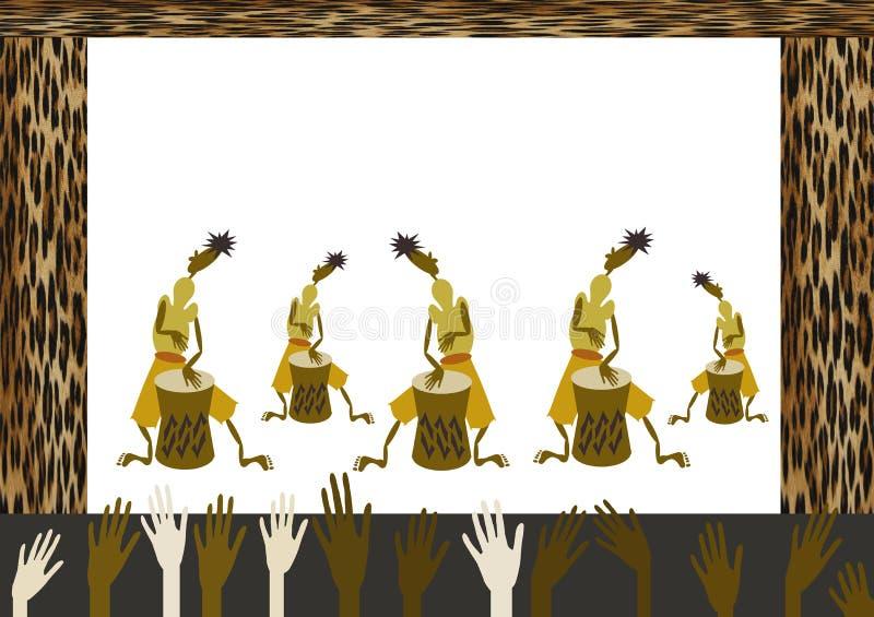 afrykański musical