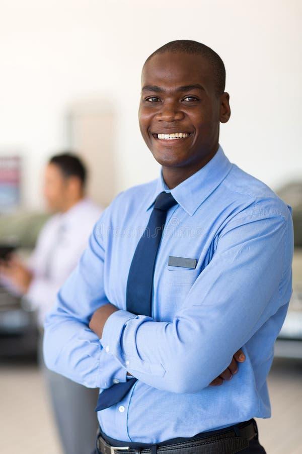Afrykański pojazdu sprzedawca zdjęcia stock
