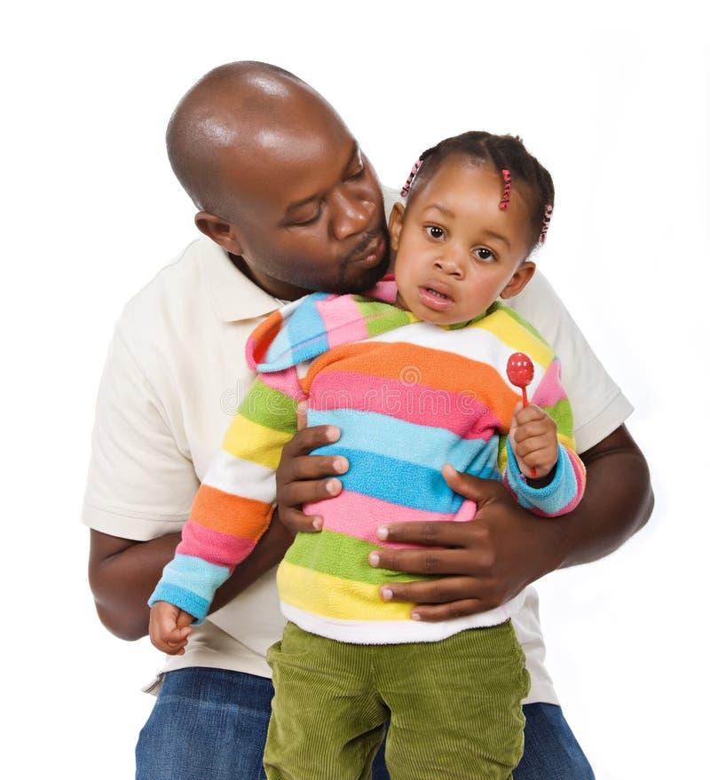 afrykański rodziny zdjęcie royalty free