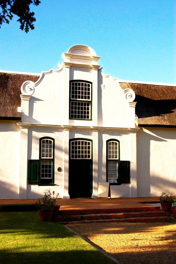 afrykanów dom starego południa zdjęcie stock