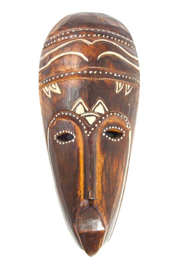 Afrykanin maska zdjęcia royalty free