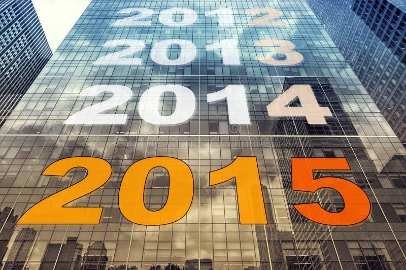 Aftelprocedure 2015 royalty-vrije stock afbeelding