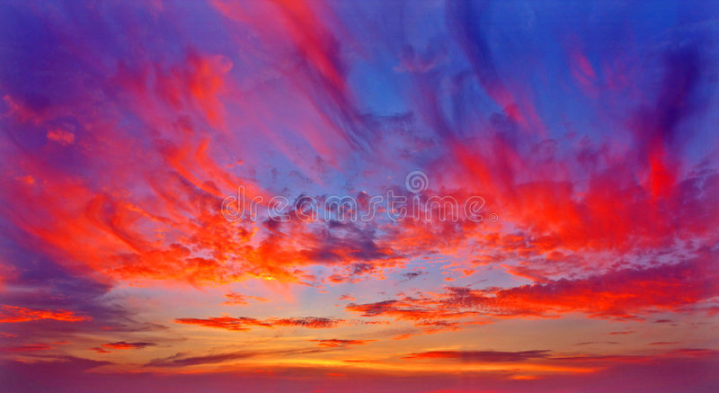Download Afterglow stock photo. Image of glow, afterlight, china - 8507334
