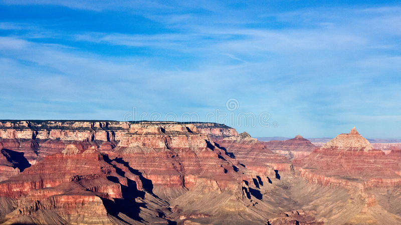 Download Afternoon At The Grand Canyon Royalty Free Stock Image - Image: 23665896
