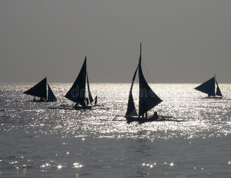 Download Afternoon sailing 1 stock photo. Image of shipping, oriental - 114014