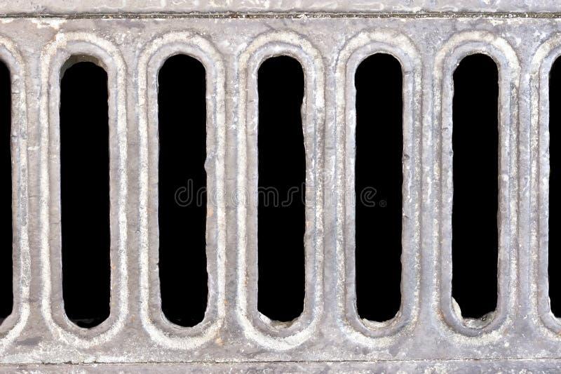 afvoerkanaal water stock fotografie
