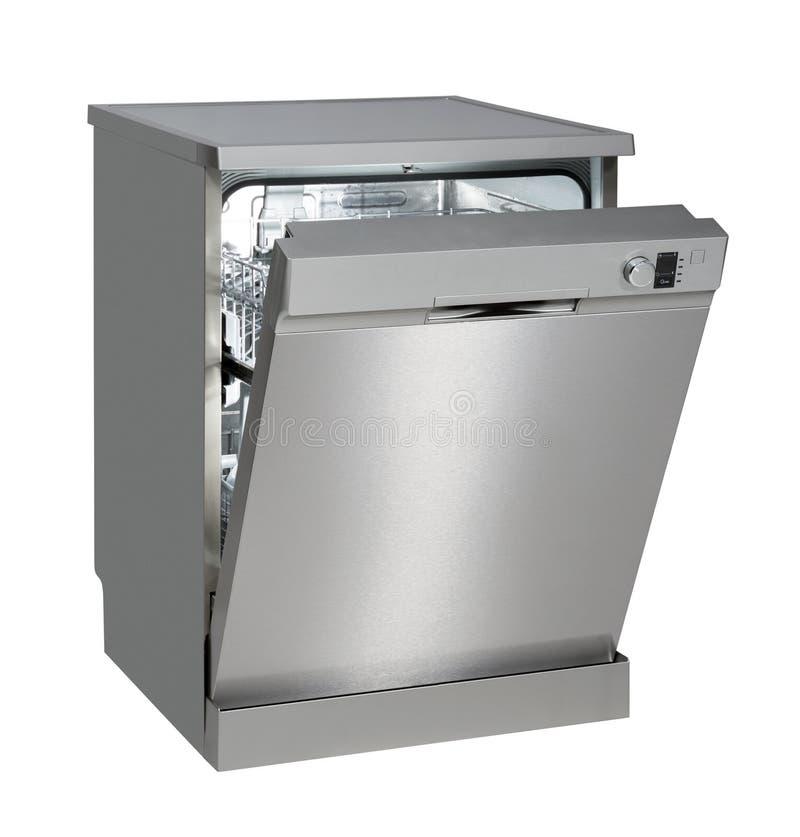 Afwasmachine royalty-vrije stock afbeeldingen
