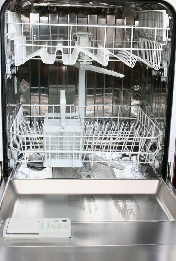 Afwasmachine stock afbeeldingen