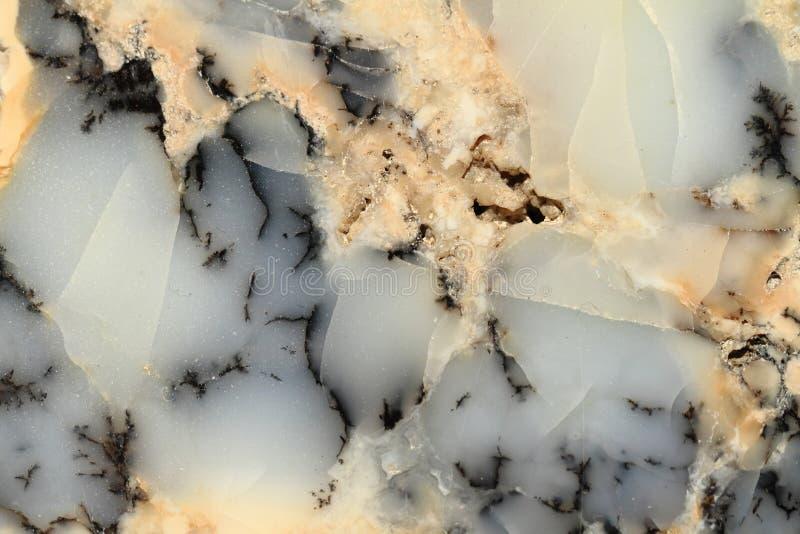 Agaat minerale textuur royalty-vrije stock foto