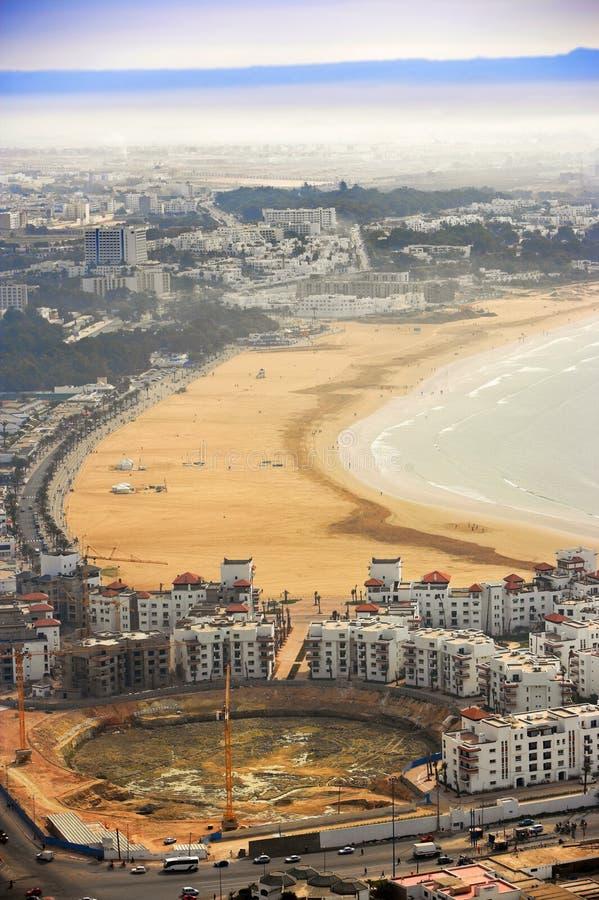 Agadir foto de archivo libre de regalías