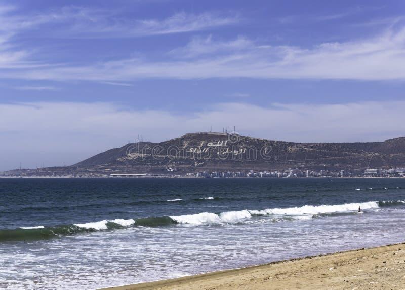 Agadir stock foto's