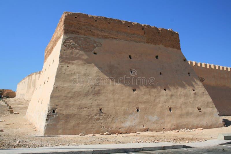 Agadir Kasbah imágenes de archivo libres de regalías