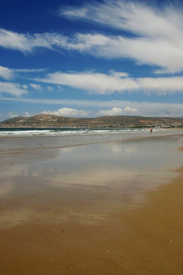 Agadir, Marrocos fotografia de stock royalty free