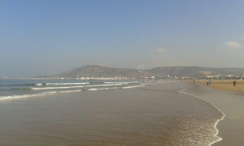Agadir Marruecos fotos de archivo