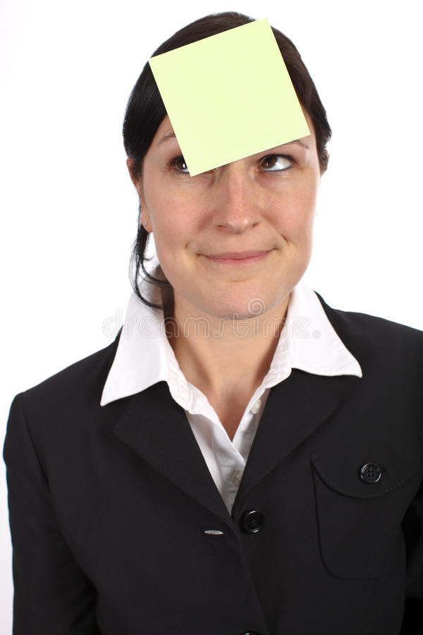 Against the forgetfulness stock photos