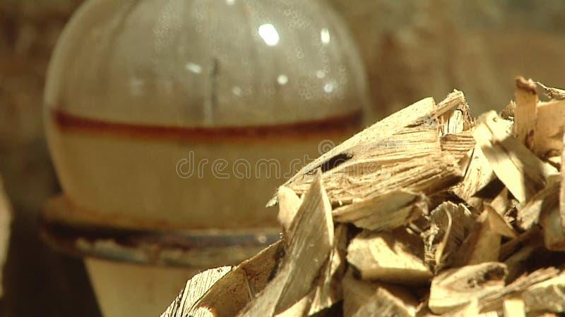 Agarwood royaltyfria foton