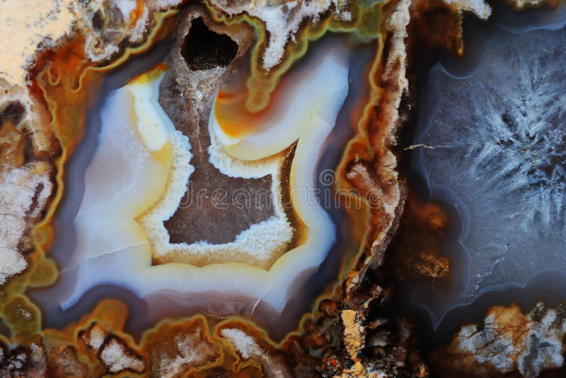Download Agate stock photo. Image of semi, abstract, macro, cleft - 22847084