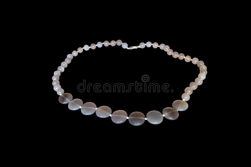 Agate beads royalty free stock images
