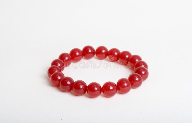 Agate bracelet stock images