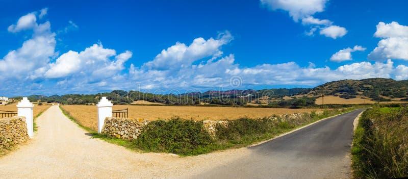 agawy Almeria Andalusia cabo de Gata pustynnych krajobrazowych gór natury blisko parka naturalna roślina hiszpańska obraz stock