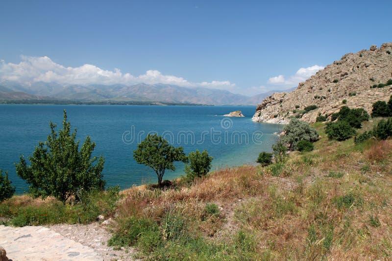 Agdamar λίγο νησί στοκ εικόνα με δικαίωμα ελεύθερης χρήσης