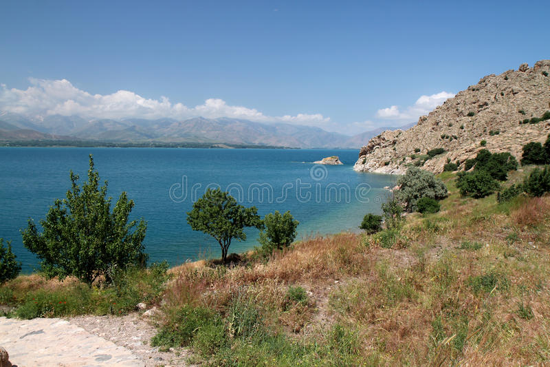 Agdamar little island