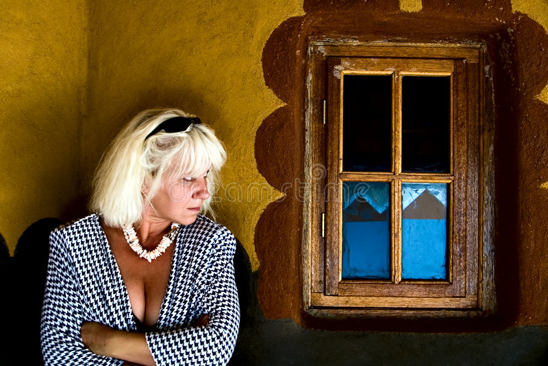 age middle woman στοκ φωτογραφίες με δικαίωμα ελεύθερης χρήσης