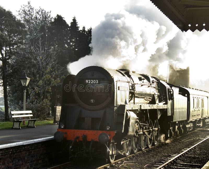 The Age of Steam royalty free stock images
