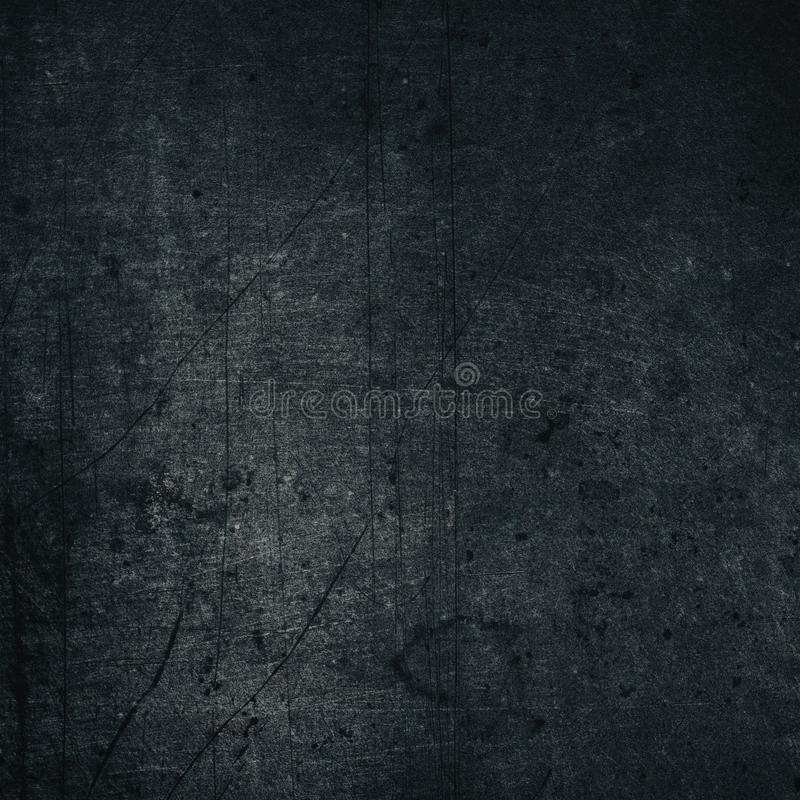 Free Aged Black Color Painted Metal Texture - Retro Grunge Background Royalty Free Stock Photography - 118343547