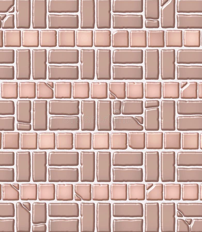 Download Aged Brick & Tile Pattern Stock Images - Image: 1721044
