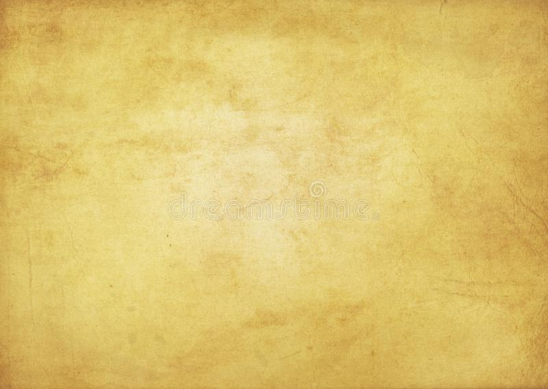 Old grunge paper texture stock photography