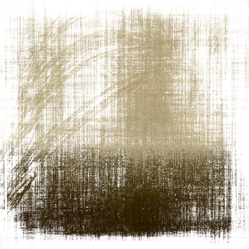 Aged grunge background. Sepia tones old worn and grungy background vector illustration