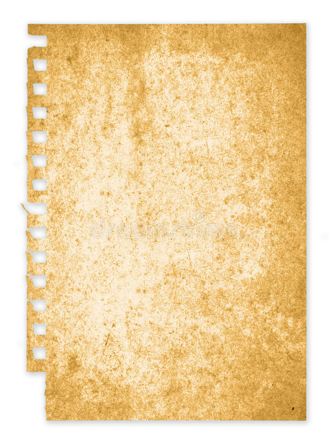 Download Aged paper stock image. Image of concept, blank, dirty - 23317909