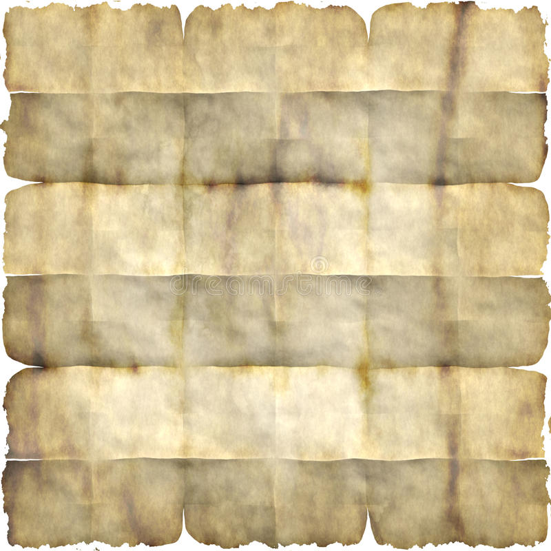 Aged Paper Royalty Free Stock Photo