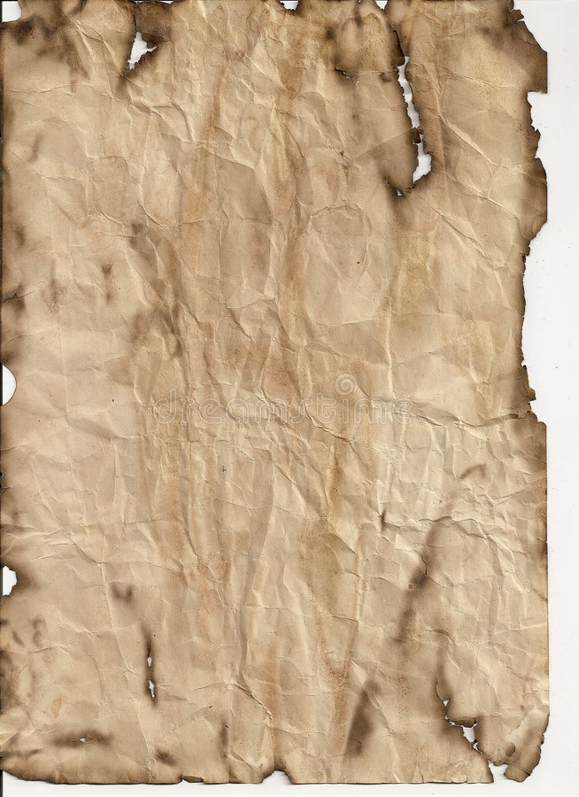 Aged Paper. Artificially aged paper, good for backgrounds or imitation old documents/themes