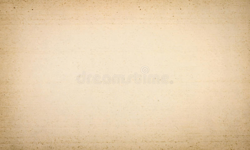 Aged paper. Sheet of old aged blank grunge vintage paper background stock photos