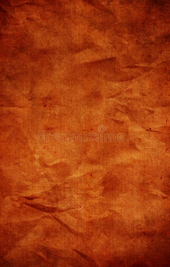Aged paper texture royalty free stock photo