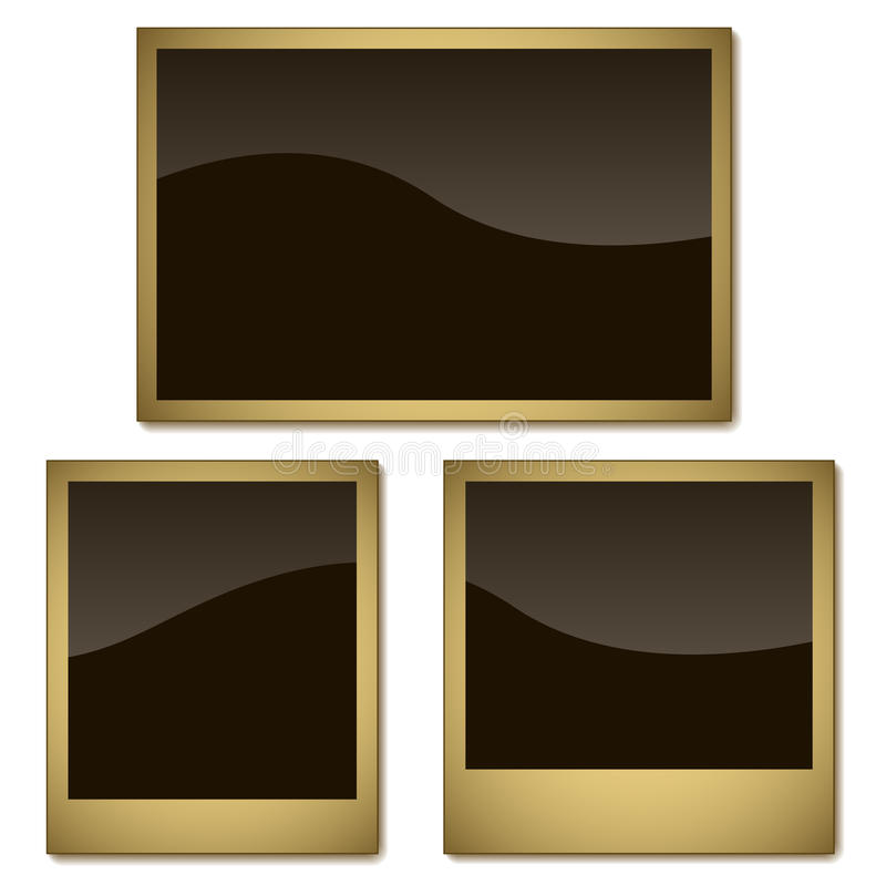 Download Aged Photo Frames Stock Photo - Image: 11248760