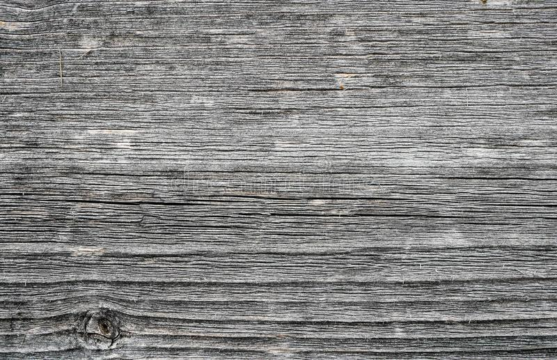 Aged pine wood board close up shot, stock photography