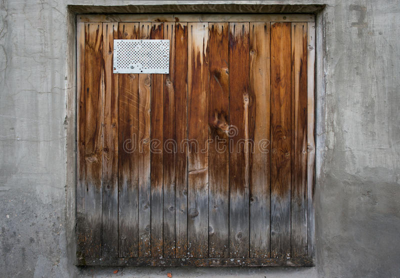 Aged rough grungy vintage boards Old rustic wooden royalty free stock photos