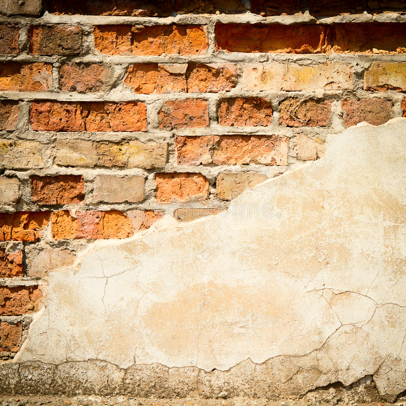 Aged street wall background, texture royalty free stock images
