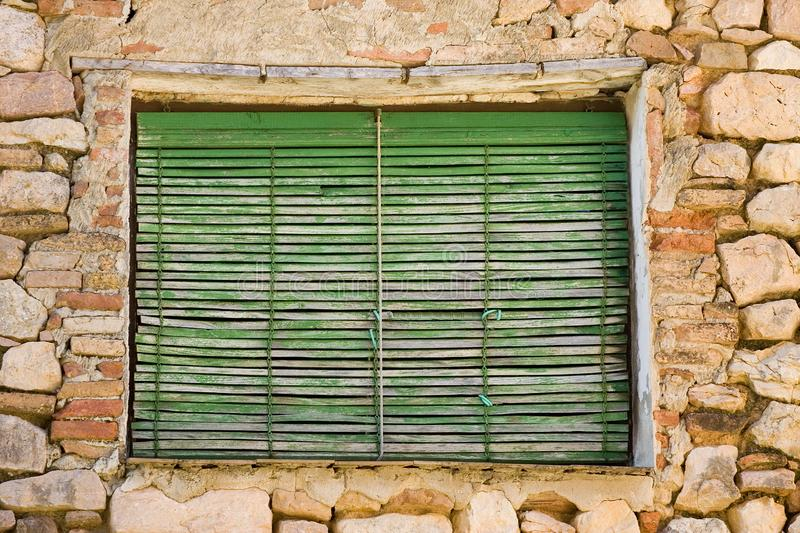 Download Aged window stock photo. Image of louver, close, closeup - 1659448