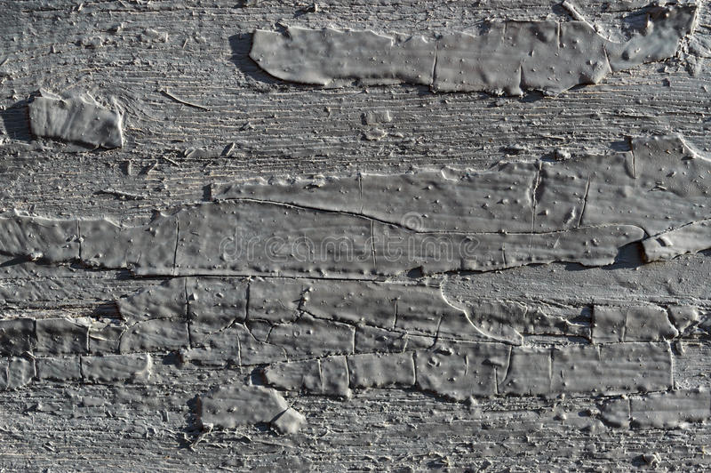 Aged Wooden background, painted gray.  stock images