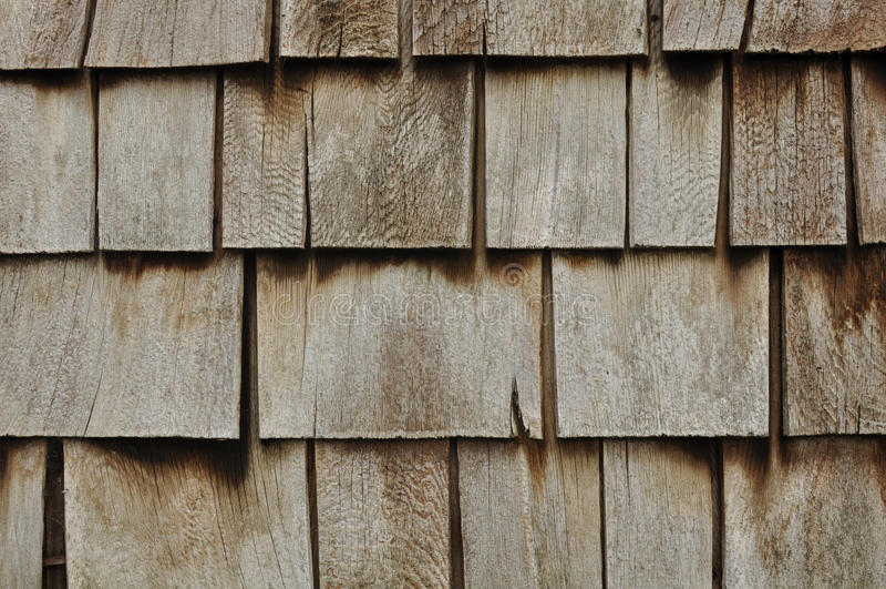 Download Aged Wooden Shingle Background Stock Image - Image: 13532013