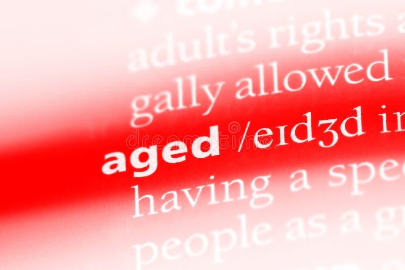 agedness στοκ εικόνες με δικαίωμα ελεύθερης χρήσης