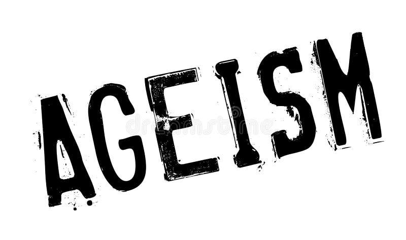 Ageismstempel lizenzfreie abbildung