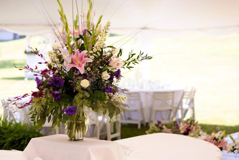 Agencement floral photographie stock libre de droits